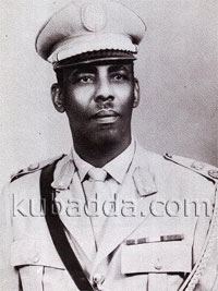 Mohammed Siad Barre