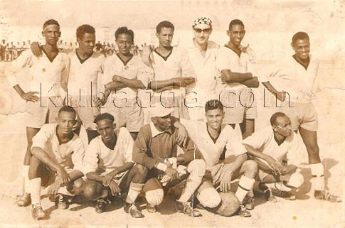 SOMALI FOOTBALL HISTORY