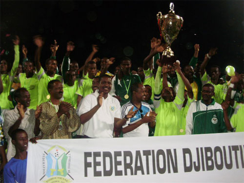 GUELLEH BATAL WINS D'JIBOUTI SUPPER CUP