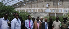 Somali govt. pledges 'end to AU troop presence' at soccer facility