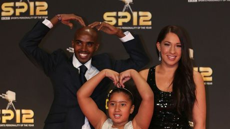 Mo Farah And Wife Tania Criticise School Sport Funding Cuts